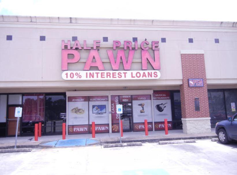 Half Price Pawn